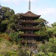 山口 瑠璃光寺五重塔